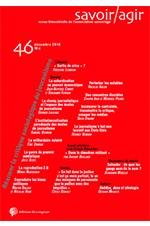 Revue Savoir/Agir numero 46 - Réarmer la critique sociologique du journalisme
